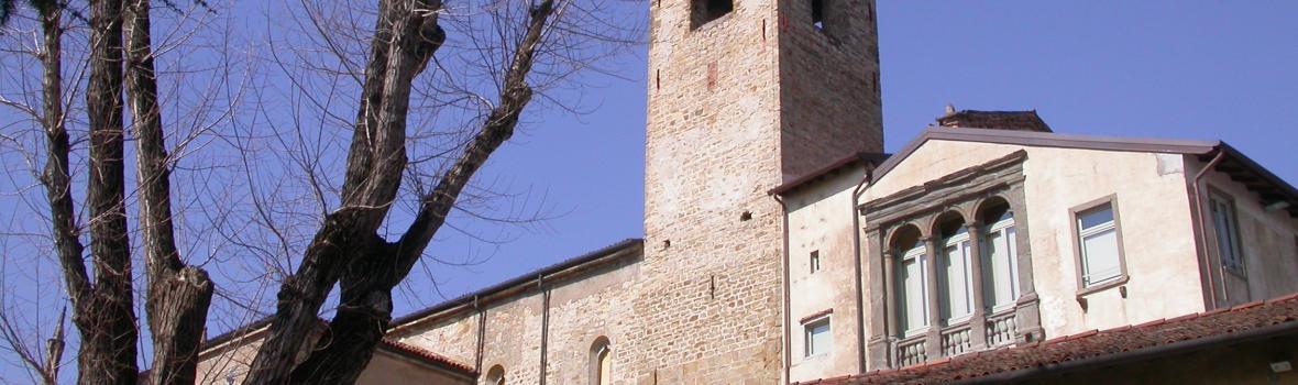Il complesso di Sant'Agostino